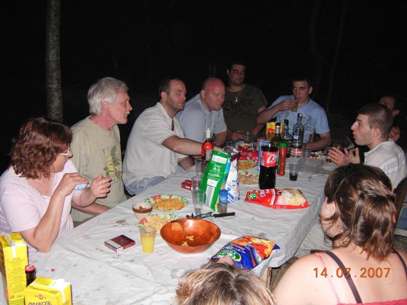 Rasso de Crancey les 14 et 15 juillet 2007 Crancey041