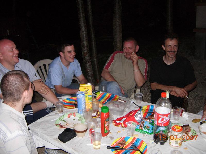 Rasso de Crancey les 14 et 15 juillet 2007 Crancey079