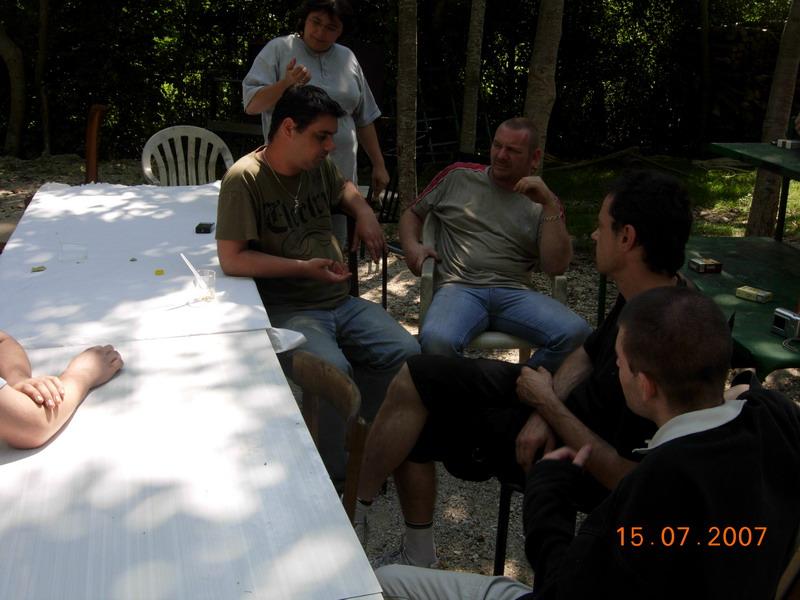 Rasso de Crancey les 14 et 15 juillet 2007 Crancey099