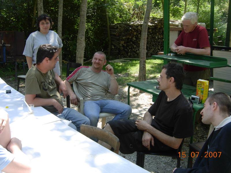 Rasso de Crancey les 14 et 15 juillet 2007 Crancey101